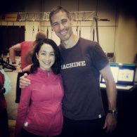 Fraser Quelch, the creator of the TRX system!